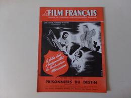 """Magazine """" Le Film Français """" N° 189, Juillet 1948 """" Pedro Armendariz Dans Prisonniers Du Destin """" - Magazines"""