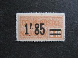 C). TB Timbre Colis Postaux N° 42, Neuf XX. - Nuevos