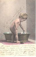 Thèmes - Enfant - Scène - Bain - Scènes & Paysages