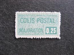 A). TB Timbre Colis Postaux N° 78, Neuf XX. - Mint/Hinged