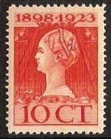 Nederland NVPH Nr 124 Postfris / MNH - Periode 1891-1948 (Wilhelmina)