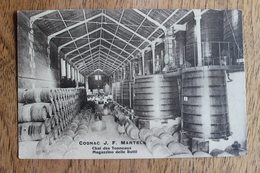 COGNAC J. F. MARTELL - CHAI DES TONNEAUX / RAPPRESENTATO DA CARLO SALENGO TORINO - Cognac