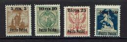 POLAND...1918...mh - ....-1919 Overgangsregering