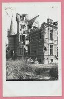 West-Vlaanderen - Flandre Occidentale - Carte Photo - Foto - WOUMEN - DIKSMUIDE - Schloss - Guerre 14/18 - Carte C36 - Diksmuide