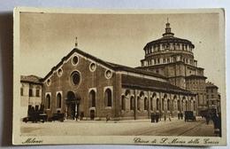 MILANO CHIESA DI S.MARIA DELLE GRAZIE NV FP - Milano (Milan)