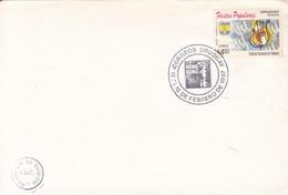 HONG KONG 97. FDC. OBLITERE 1997. CORREOS DE URUGUAY- BLEUP - Uruguay