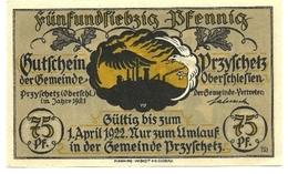 1922 - Germania - Oberschlesien Notgeld N17 - [11] Emissioni Locali
