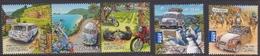 Australia ASC 3024-3028 2012 Road Trip Australia, Mint Never Hinged - Neufs