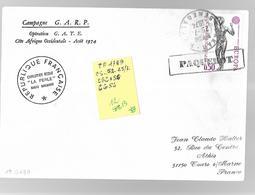 Campagne GARP - Opération GATE      25/07/1974 - Afrique Occidentale  Chalutier Ecole La Perle - Expediciones Antárticas