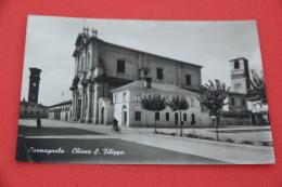 Carmagnola Torino Chiesa S. Filippo 1963 - Italia