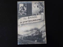 UN BAISER DE CHATEAUBRIANT - Châteaubriant