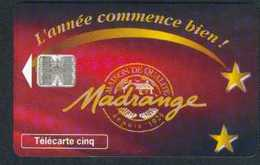 5u Madrange 12/97 - 5 Unités