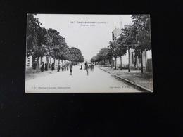 CHATEAUBRIANT   BOULEVARD JOFFRE - Châteaubriant