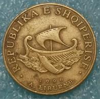 Albania 20 Lekë, 1996 ↓price↓ - Albanie