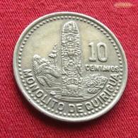 Guatemala 10 Centavos 1993 KM# 277.5 - Guatemala