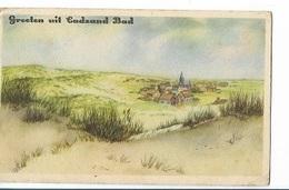 GR31/ GROETEN UIT  CADZAND BAD - Souvenir De...
