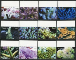 TUVALU 2006 Corals Marine Life Fauna MNH - Marine Life