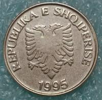 Albania 5 Lekë, 1995 ↓price↓ - Albania