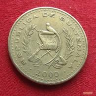 Guatemala 1 Quetzal 2000 KM# 284 - Guatemala