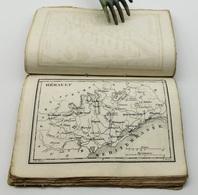 Atlas Portatif De France, Contenant Les 86 Cartes... - Paris : Aux Bureaux Du Journal Des Connaissances Utiles, 1833 - Libros, Revistas, Cómics