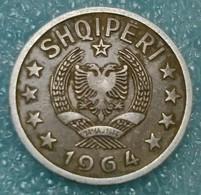 Albania 20 Qindarka, 1964 - Albanie