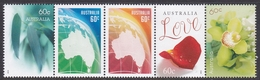 Australia ASC 3065-3069 2013 Special Occasions Greetings, Mint Never Hinged - Mint Stamps