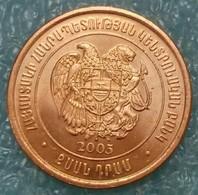 Armenia 20 Dram, 2003 ↓price↓ - Arménie