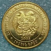 Armenia 50 Dram, 2003 ↓price↓ - Arménie