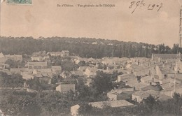 (Charente-Maritime) Île D'Oléron - 17 - Vue Générale De Saint-Trojan (circulé 1907) - Ile D'Oléron