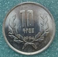 Armenia 10 Dram, 1994 ↓price↓ - Arménie