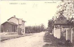 Thoissey La Gare - Otros Municipios