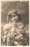 Thèmes - Enfant - Portraits - Fille - Fillette - Bonne Fête - Portraits