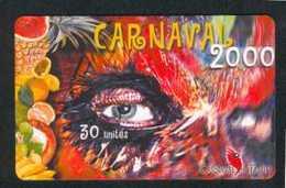 30u Carnaval 2000 10/00 - French Polynesia