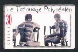 30u Tatouage (2) 11/99 - French Polynesia