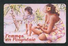 40u Femmes 03/2004 - French Polynesia