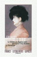 FRANCE Edouard MANET Neuf**. La Femme Au Chapeau Noir: Portrait D'Irma Brunner La Viennoise. - Impressionisme