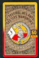 60u 5° Festival Des Arts 10/1999 - French Polynesia