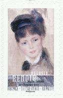FRANCE Auguste RENOIR Neuf**. Jeune Femme Au Chapeau Noir. - Impressionisme