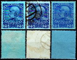 Creta-062 - Emissione 1908-14 (+/o) LH/Used - Carta Patinata E Non Patinata - Senza Difetti Occulti. - Creta