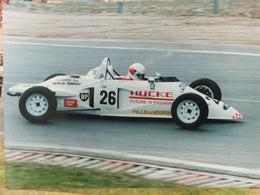 Photo Sport Automobile - Formule Ford Raffaelli Montlhéry - Tirage Original D'époque - Auto's