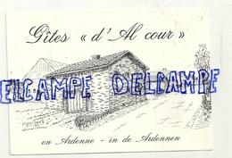 """Belgique. Gîtes """"d'Al Cour"""" En Ardenne. Lierneux - Lierneux"""