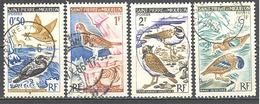 Saint Pierre Et Miquelon: Yvert N° 364/367°; Oiseaux - Used Stamps