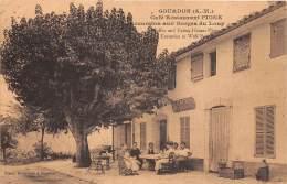 06 - ALPES MARITIMES / 06799 - Gourdon - Café Restaurant Pione - Otros Municipios