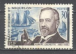 Saint Pierre Et Miquelon: Yvert N° 368°; - Used Stamps
