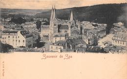 ¤¤  -   BELGIQUE  -  SPA   -  Souvenir De ...........  -  Vue Générale      -  ¤¤ - Spa