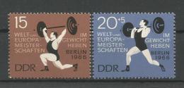 A00820)DDR 1210 - 1211** - [6] République Démocratique