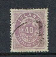 ICELAND....1896+...#18 - Gebraucht