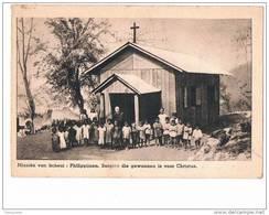 74547 -x- De Philippijnen Bergtop Die Gewonnen Is Voor Christus - Missien Van Scheut - Philippines