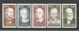 A00842)DDR 1293 - 1297** - [6] République Démocratique