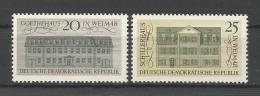 A00851)DDR 1329 - 1330** - [6] République Démocratique